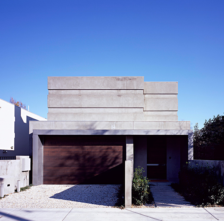 See Studio_town residence_residential architects Melbourne